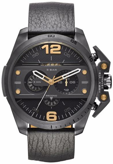 Relógio Diesel Dz4386 Chronograph Original Com Certificado