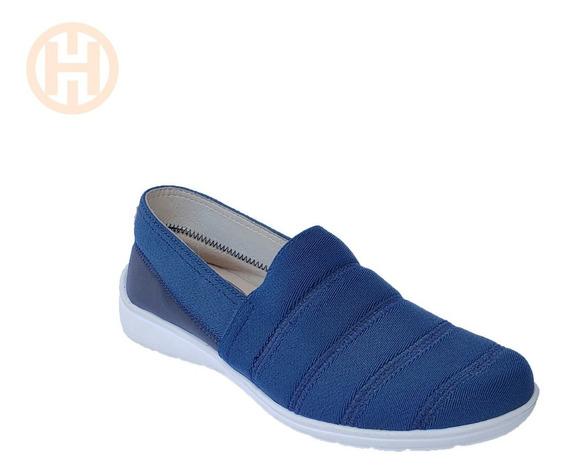 Zapato Para Dama Azul Hispana 19012