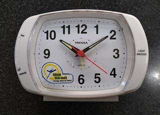 Reloj Despertador Tressa T-dd389