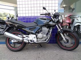Honda Cbx Twiter 2008 Preta Revisada E Com Garantia!!!!!!!!