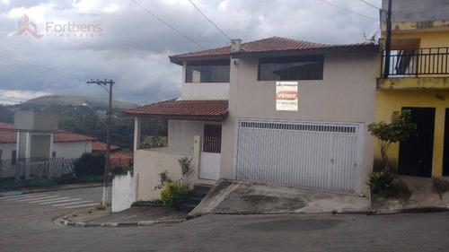 Sobrado À Venda, 190 M² Por R$ 600.000,00 - Laranjeiras - Caieiras/sp - So0187