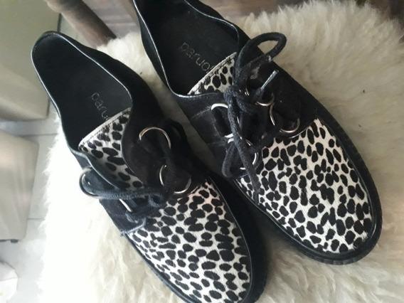 Zapatos Marca Paruolo Nuevos A Estrenar Talle 39