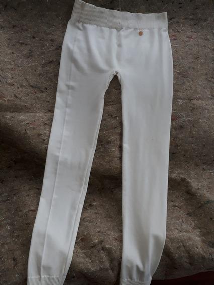 Leggins Blancos!!! Talla Unica S/m
