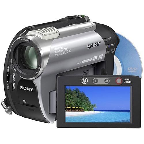 Filmadora Sony Handycam Dcr-dvd508 Digital Com Controle