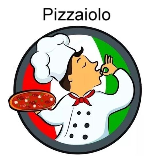 Curso Pizzaiolo - Seja Um Profissional De Verdade - Em Vídeo