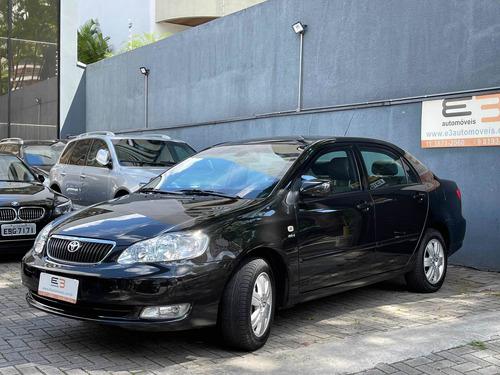 Toyota Corolla Seg 1.8 2005 Blindado