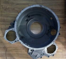 Capa Seca Motor Scania 360/420 Cv