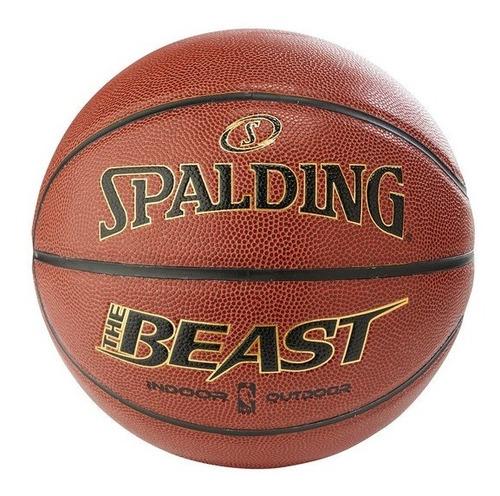 Imagen 1 de 3 de Pelota Basketball Spalding The Beast N°7 Basket - Auge