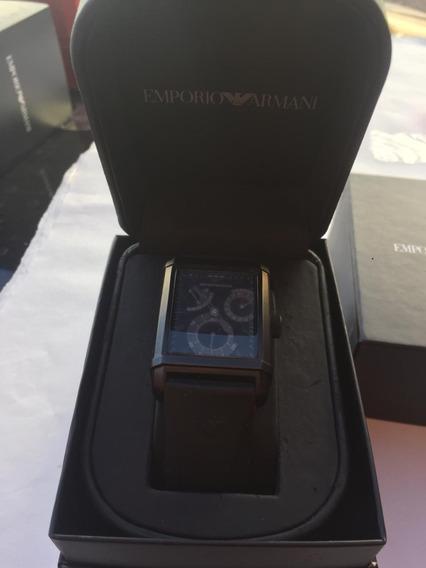 Relógio Emporio Armani Original Com Caixa