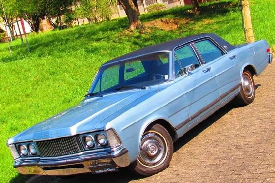 Galaxie Ltd 1980 88.000 Km Originais Ar Automático Belíssimo