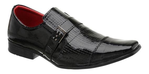 Promoção Sapato Masculino Social Verniz 2 - 5015