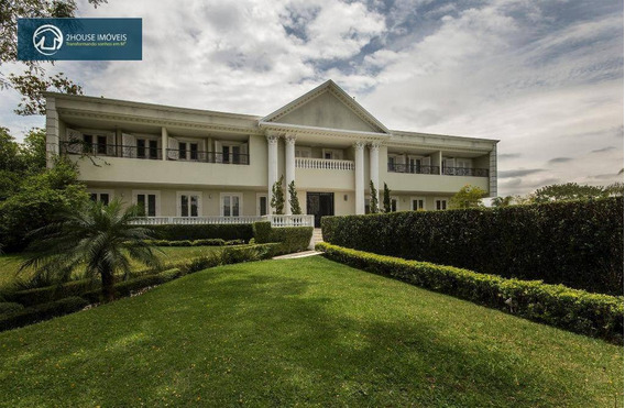 Casa Com 6 Dormitórios À Venda, 2200 M² Por R$ 19.000.000,00 - Morumbi - São Paulo/sp - Ca2274