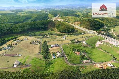 Terreno À Venda, 1226 M² Por R$ 202.364,00 - Village Parahybuna - Paraibuna/sp - Te0123