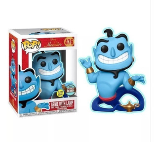 Funko Pop! Disney - Aladdin: Genie With Lamp #476
