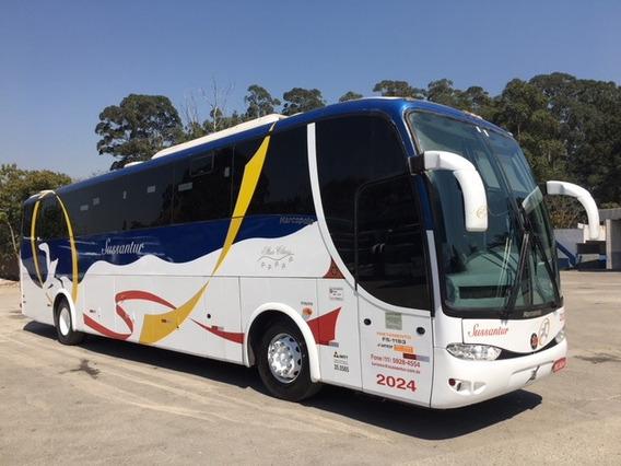 Ônibus Paradiso 1200 Volvo B9r 380 Cv Único Dono 2008.