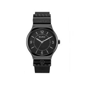 Relógio Euro Feminino Preto Analógico Eu2035yni/4p