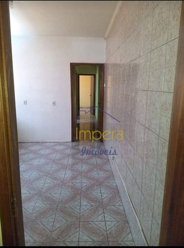 Casa Com 2 Dormitórios À Venda, 59 M² Por R$ 235.000,00 - Jardim Paraíso Do Sol - São José Dos Campos/sp - Ca0506