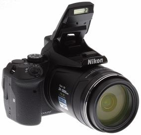 Câmera Nikon Coolpix P900 16mp 83x Wifi Nfc Original