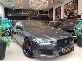 Jaguar Xe 3.0 V6 S Supercharged 4p Blindado