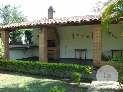 Chácara Com 9 Dormitórios À Venda, 2506 M² Por R$ 1.378.000 - Condomínio Chácaras Carolina - Itu/sp - Ch0011