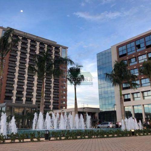 Imagem 1 de 2 de Sala, 141 M² - Venda Por R$ 1.499.000 Ou Aluguel Por R$ 14.000/mês - Santo Agostinho - Manaus/am - Sa0415