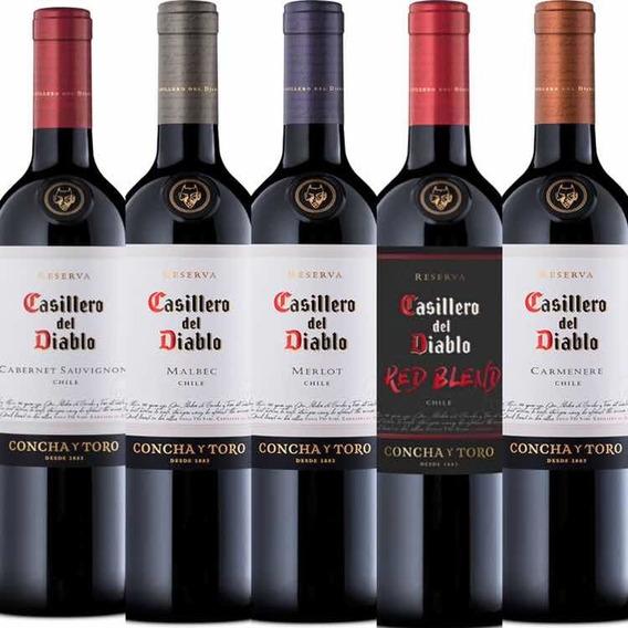 Vino Casillero Del Diablo