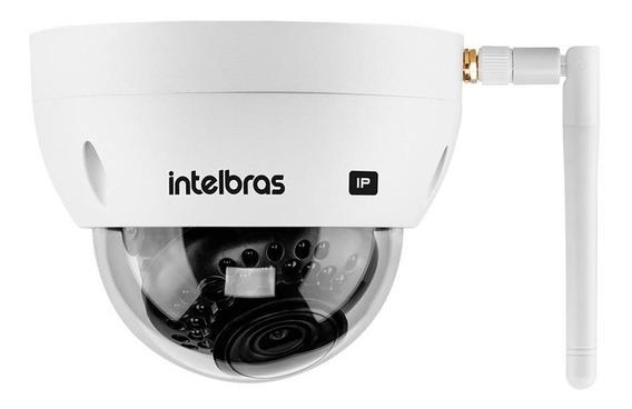 Câmera De Segurança Wi-fi Vip 3230 D W Intelbras Ip67