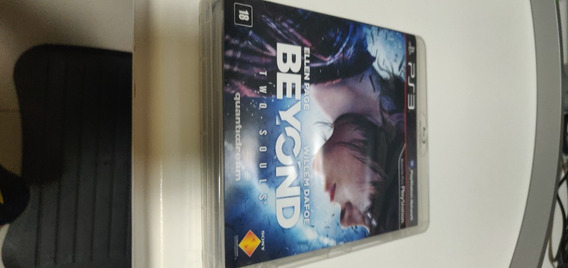 Beyond Two Souls Ps3 Midia Fisica