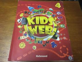Livro Kids Web 4 + Cd-rom Frete Grátis