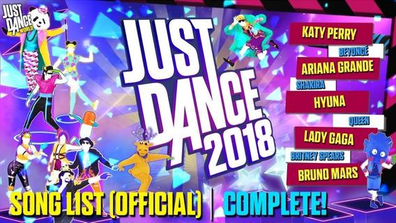 Just Dance 2018 Envio Imediato Ps4