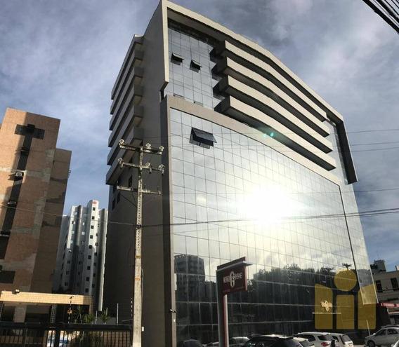 Complexo De Salas Comerciais Equipadas E Voltada Para Área Médica. - Sa0005