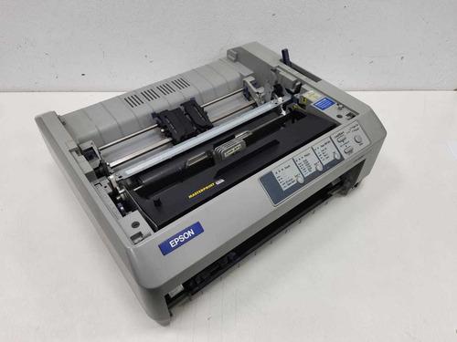 Imagem 1 de 9 de Impressora Matricial Epson Fx-890 Garantia Nf Detalhe