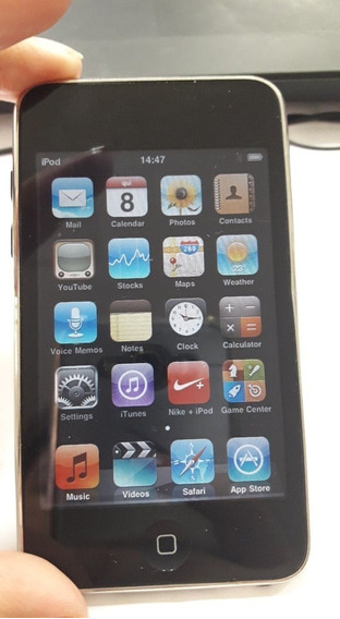 iPod Touch Apple 8gb Modelo A1288