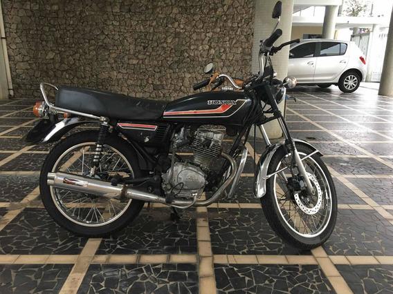 Honda Cg Bolinha 77