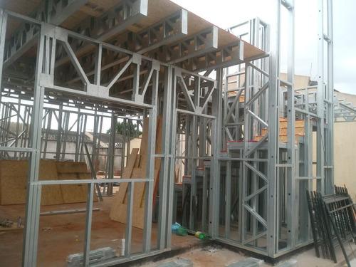 Imagem 1 de 1 de Construção Em Steel Frame