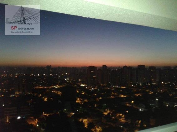 Apartamento Para Alugar, 45 M² Por R$ 4.000,00/mês - Brooklin - São Paulo/sp - Ap14041