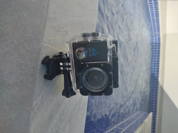 Câmera Gocam Action Pro Sport 4k Full Hd Prova Água Wifi