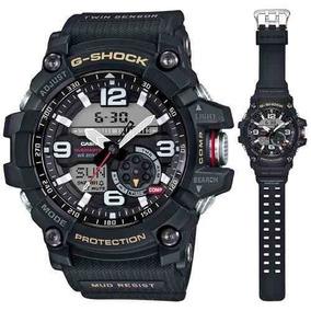 Relógio Casio G-shock Gg 1000-1adr Mudmaster Novo Militar