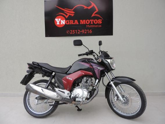 Honda Cg 150 Titan Ex 2014 Flex