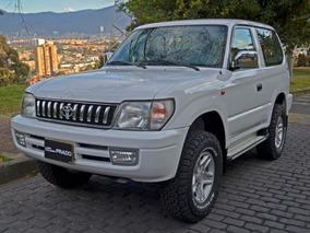 Toyota Land Cruiser Prado Sumo Sound Gx 2.700