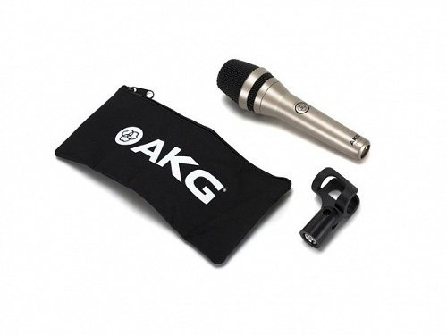 Microfone Akg D5 Lx Novo