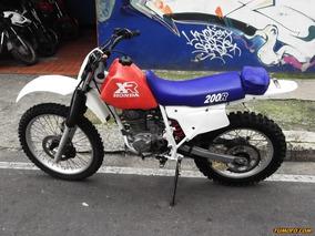 Honda Xr200 Otros Modelos
