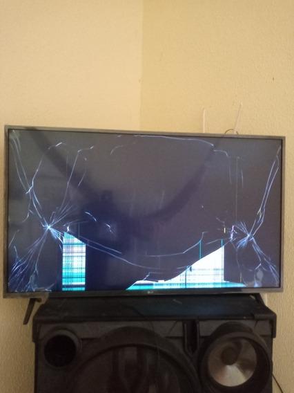 Vendo Tv LG 43polegadas,com Display Quebrado.3 Meses De Uso.