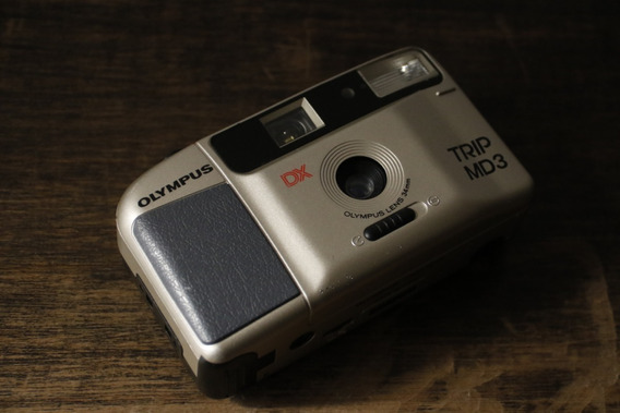 Olympus Trip Md3 - Câmera Analógica