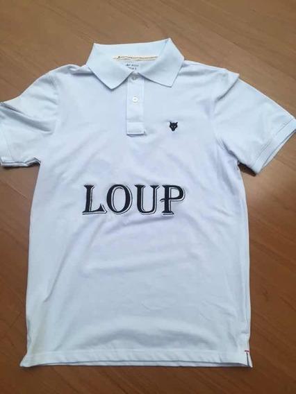Playeras Polo Marca Loup