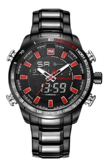 Relógio Naviforce Nf9093 Luxo Premium