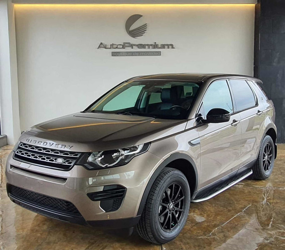 Land Rover Discovery Sport 2016 2.0 Pure At