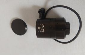 Lente Cftvi Cosmicar 6mm F0.75 1/2 Hs607ex-asp