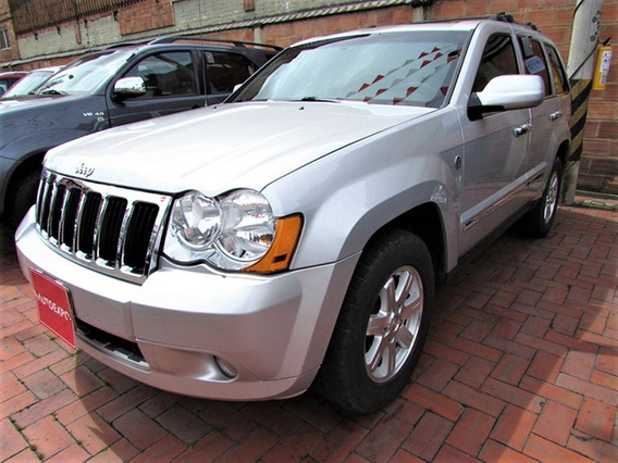 Jeep Grand Cherokee Limited Sec 5.7 Gasolina 4x4 Americana