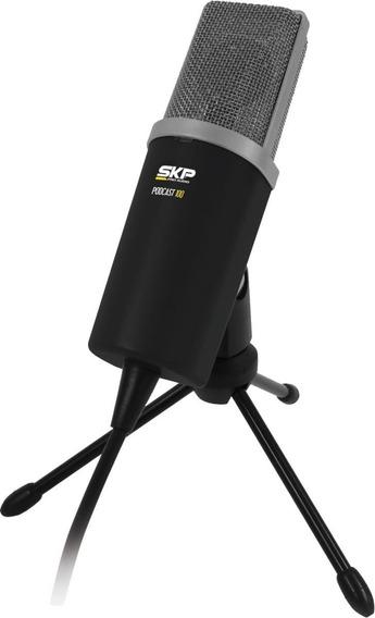 Microfone Profissional Para Pc - Sapodcast100